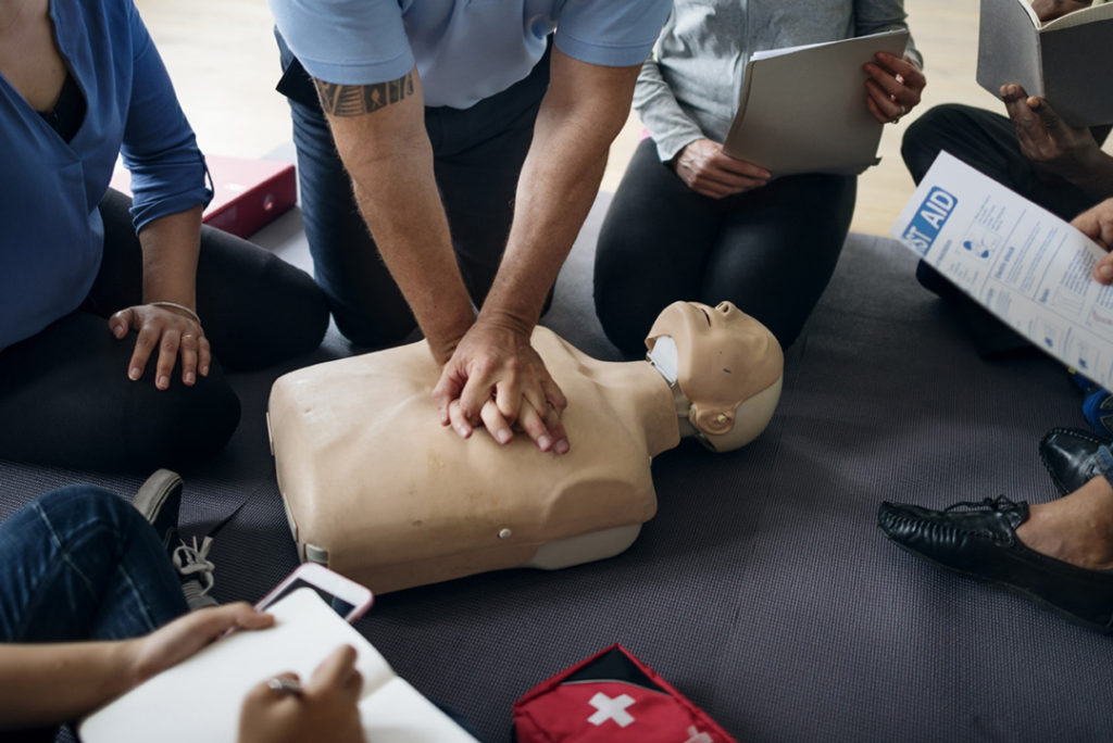 cpr training, cpr